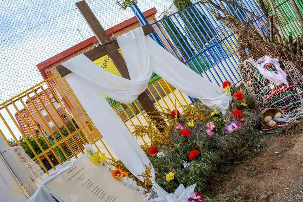 Las cruces de mayo inscritas en el I Concurso Local de Tomelloso ya pueden visitarse