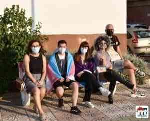 Día del Orgullo LGTBI el pasado sábado, 26 de junio, en Miguelturra