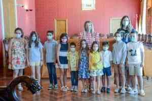 Clausurado con un acto en el Ayuntamiento el curso escolar 2020-2021 en Tomelloso