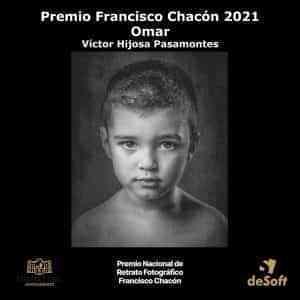 Víctor Hijosa gana el Premio Nacional de Retrato Fotográfico Francisco Chacón