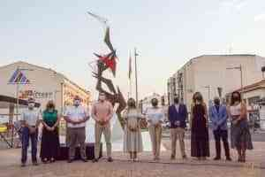 Tomelloso recuerda a las personas que perdieron la vida víctimas del COVID-19 en la localidad