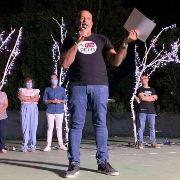Fernando Bernal gana el primer premio del XI Certamen de Nacional de Monólogos de Humor de Tomelloso