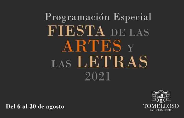 La programación especial de Fiesta de las Artes y Las Letras en Tomelloso inicia mañana