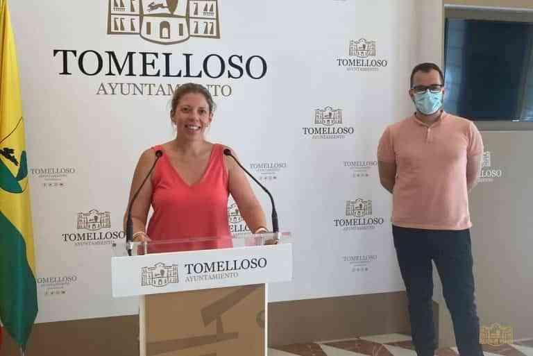 José Almarcha elegido Viñador en el ámbito de la cultura por el ayuntamiento de Tomelloso