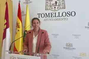 Panadería Feliciano Martínez distinguida como Viñador en el ámbito de la Economía por el ayuntamiento de Tomelloso