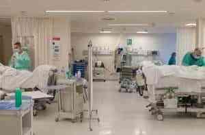 Castilla-La Mancha ya está por debajo de 100 hospitalizados en cama convencional por COVID-19