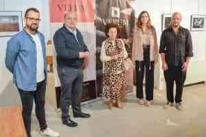"""Exposición """"Los oficios del vino"""" en la Posada de los Portales de Tomelloso hasta el 3 de octubre"""