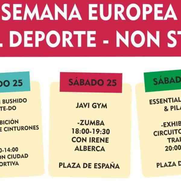 """""""Tomelloso Non Stop"""" se celebrará este sábado 25 de septiembre"""