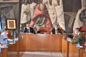 La Asamblea del SCIS ratificó las bases para la provisión de 26 plazas de bombero en parques provinciales